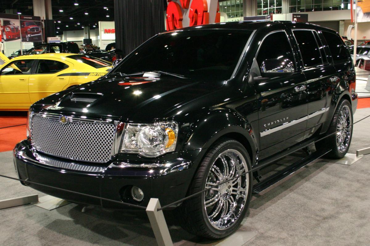 2021 Chrysler Aspen Picture