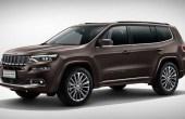 2021 Chrysler Commander for Aspen Replacement