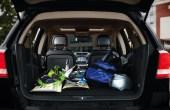 2021 Dodge Journey Trunk Capacity