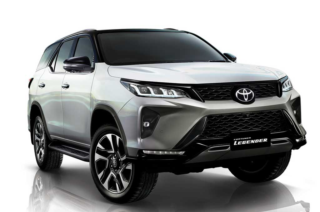 2021 Toyota Fortuner Legender Preview