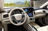 2021 Acura RLX Hybrid Interior Features