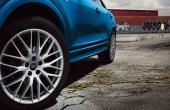 2021 Audi Q2 Alloy Wheel Size