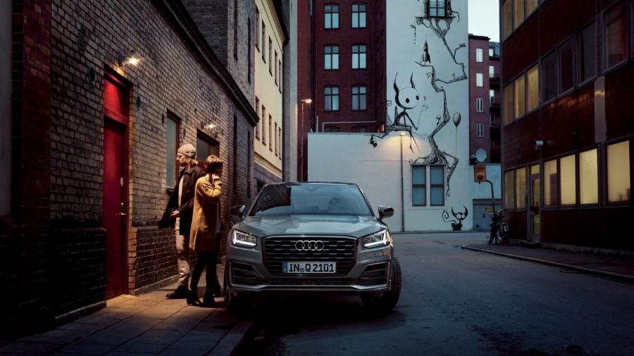 2021 Audi Q2 Facelift Exterior & Interior