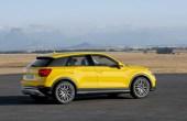 2021 Audi Q2 Yellow Color