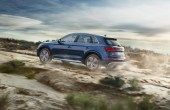 2021 Audi Q5 Refresh Exterior