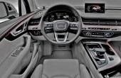 2021 Audi Q7 Facelift Interior
