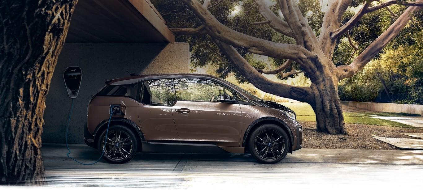 2021 BMW i3 Redesign Exterior