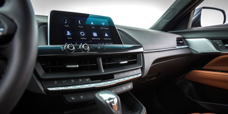 2021 Cadillac CT4 New Features and Technology