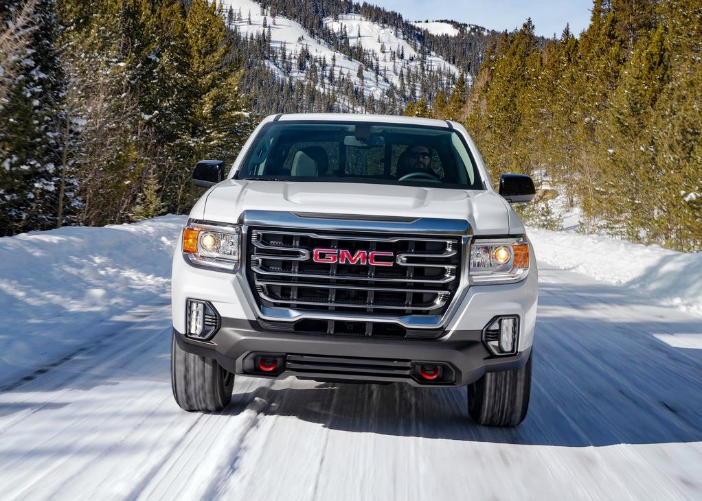 2021 GMC Canyon Redesign Exterior & Interior