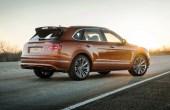 New Bentley Bentayga Speed Picture