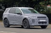 New Land Rover Discovery Sport Spied Images