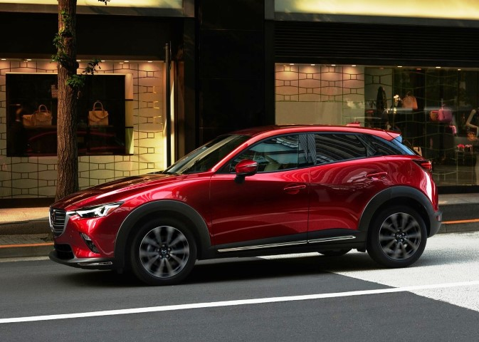 2020 Mazda CX-3 Lease Deals Offers
