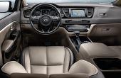 2021 Kia Sedona Interior Dashboard Caockpit