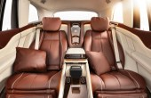 2021 Mercedes Maybach GLS 600 Interior Luxuy
