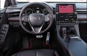 2021 Toyota Avalon AWD Interior