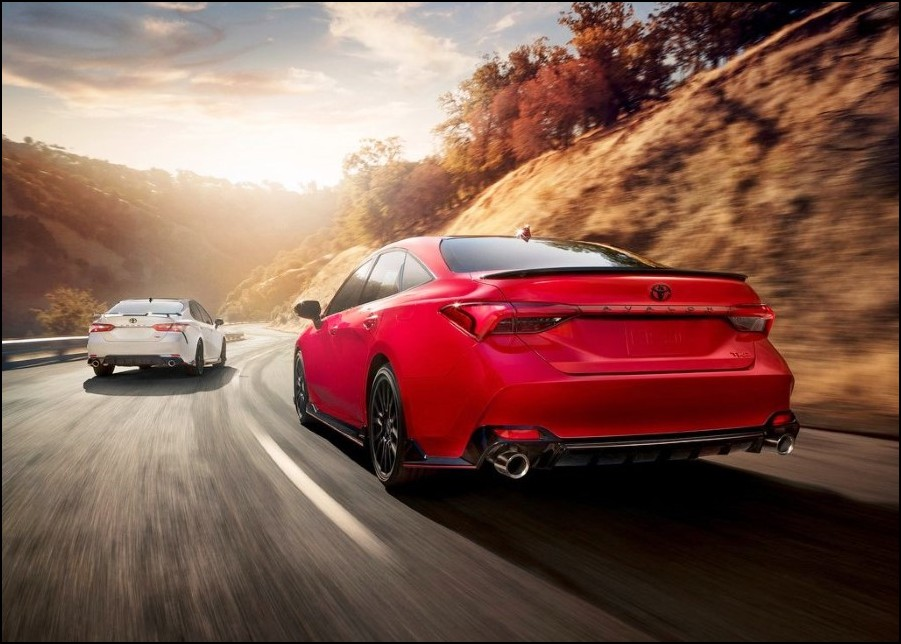 2021 Toyota Avalon AWD TRD Specifications