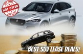 Best SUV Lease Deals Right Now-Best Offer