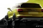 2021 Audi Q1 Concept Picture