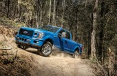2021 Ford F-150 XLT Blue Color Off-Road