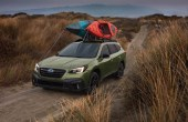 2021 Subaru Outback Hybrid Crossover Off-Road
