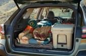 2021 Subaru Outback Hybrid Trunk Cargo Volume
