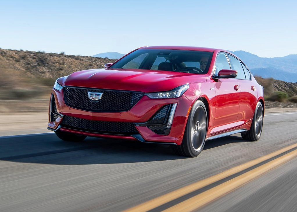 2022 Cadillac CT5-V Blackwing Performance