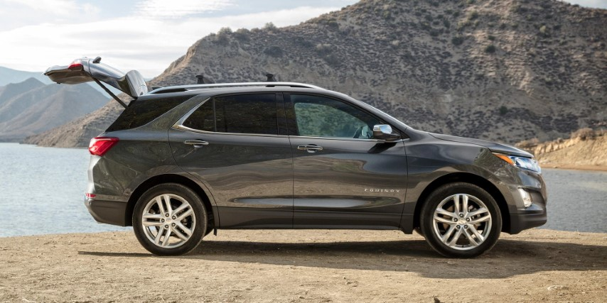 2022 Chevrolet Equinox Hybrid Engine