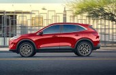 2022 Ford Escape New Dimensions
