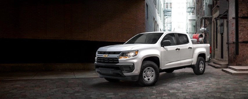 New Chevy Colorado Redesign Exterior