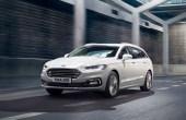 2022 Ford Fusion Active Wagon Hybrid Engine