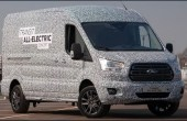 2022 Ford Transit Electric Range