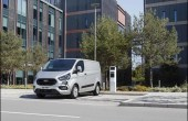 2022 Ford Transit Electric Van Charging Time