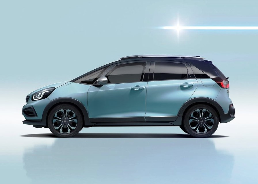 2022 Honda Fit Hybrid Engine Specs