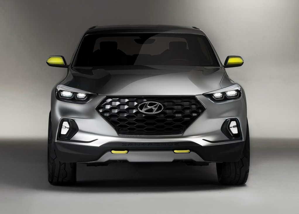 2022 Hyundai Santa Cruz Exterior Pictures