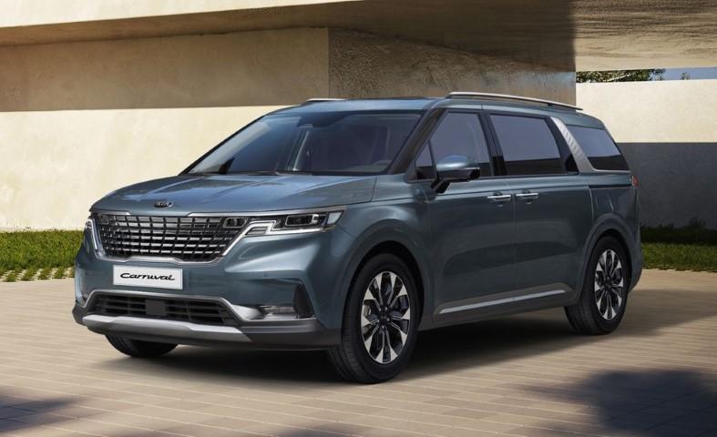 2022 Kia Sedona Exterior SUV Styling