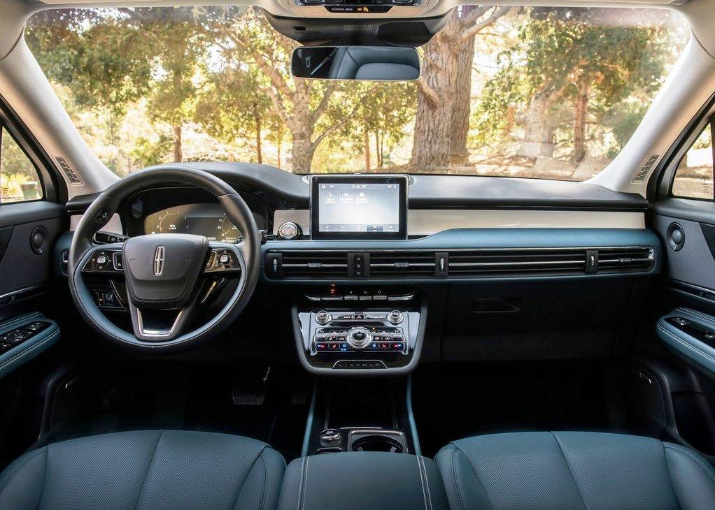 2022 Lincoln Mark E Interior Pictures