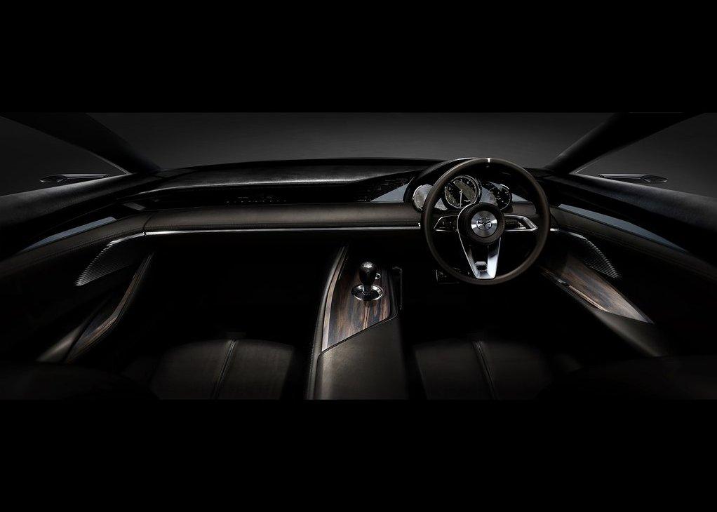 2022 Mazda RX-7 Interior based on RX-Visions