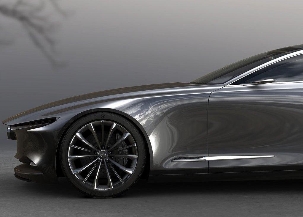 2022 Mazda RX-7 Vison Coupe Render