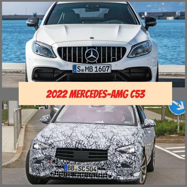 2022 Mercedes-AMG C53 Sedan