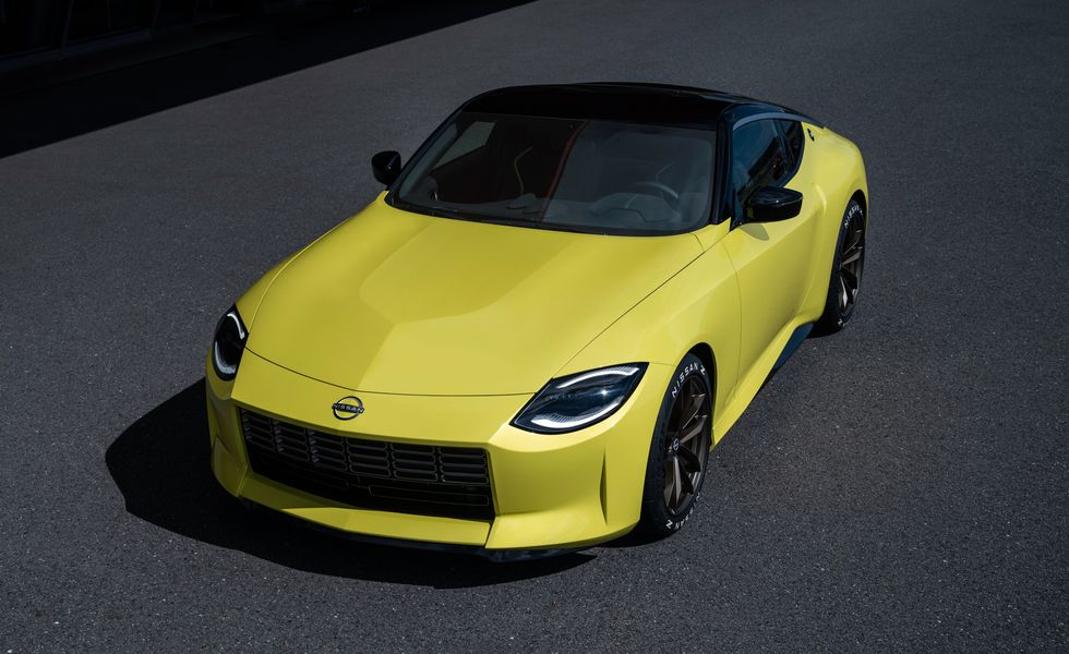 2022 Nissan 400Z Pricing