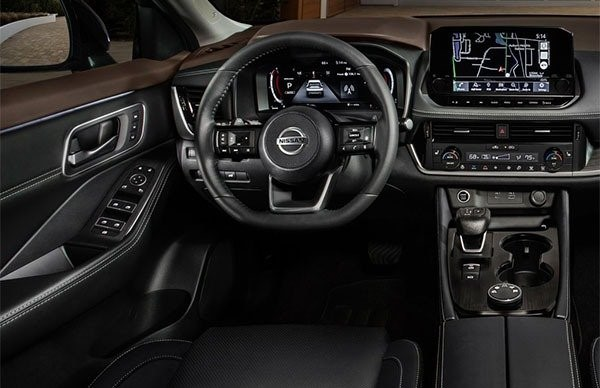 2022 Nissan Rogue Sport Redesign Interior Pictures