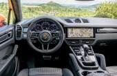 2022 Porsche Cayenne GTS Coupe Interior