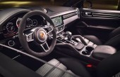 2022 Porsche Cayenne GTS Coupe PCM Features