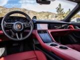Porsche Taycan Cross Turismo Interior Pictures