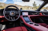 Porsche Taycan Cross Turismo Interior Pictures