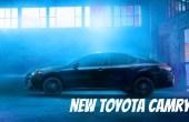 2022 Toyota Camry Redesign Exterior