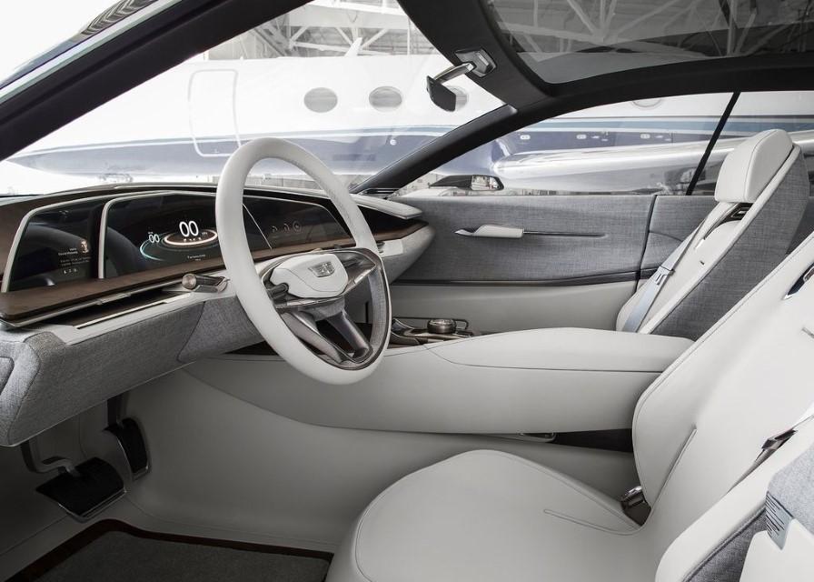 2023 Cadillac Celestiq Interior Pictures