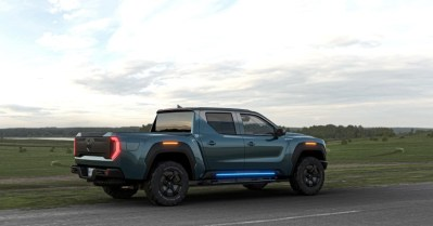 Read more about the article Nikola Badger, Electric Pickup Preview: Specs, Price, Range