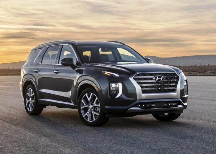 Hyundai Palisade Full-Size SUV for Women