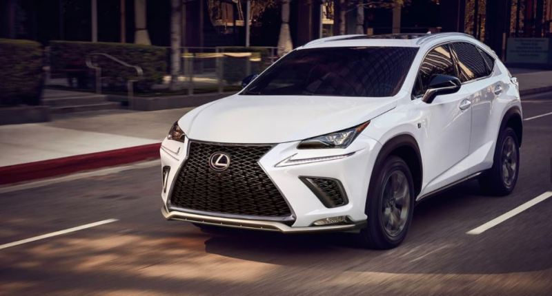 Lexus NX for Women